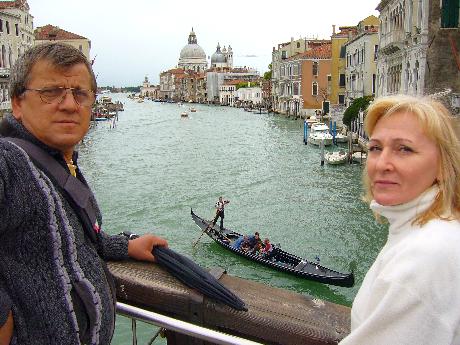 Velence Canal Grande