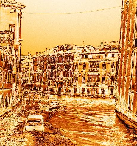 Velence egy aranyos emlék marad